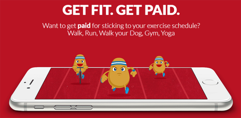 Get Paid to Walk [Earn Money to walk]